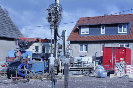 Familie Holtkötter in Schwerborn