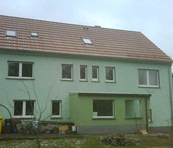 Familie Hoffmann in Haselbachtal