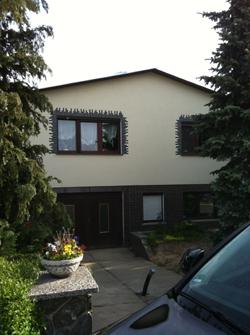 Familie Becker in Mielesdorf
