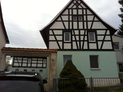 Familie Fritzsche in Steinsdorf
