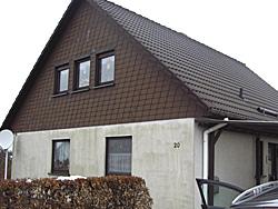 Familie Casper in Langenwetzendorf