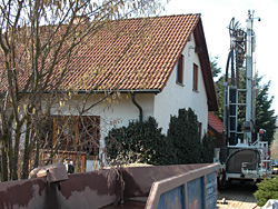 Familie Wahl in Roda