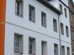 Familie Wenzel in Altenburg