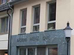 Herr Menz in Greiz