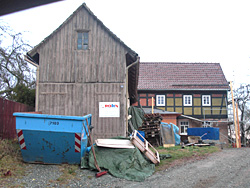 Herr Kleditzsch in Sorge-Settendorf