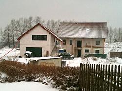 Familie Dörfer in Endschütz