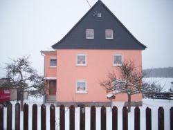 Familie Brückner in Cossengrün