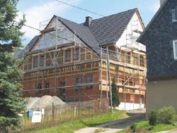 Familie Lange in Paitzdorf