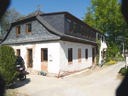 Familie Pinske in Saalburg