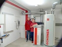 Familie Mario und Sandra Zeeh in 07356 Unterlemnitz