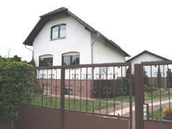 Familie Banisch in Serbitz