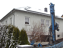 Familie Jander in Ronneburg
