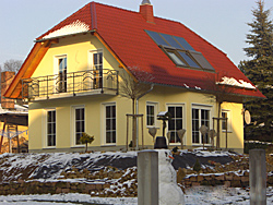 Familie Uhlemann in Gera