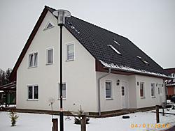 Familie Lucht in Hennickendorf